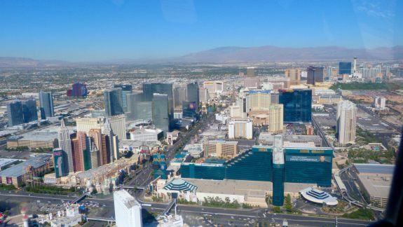 survol Strip Las Vegas