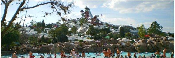 Parcs aquatiques Disney World