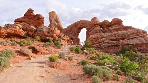 impressionnante arche