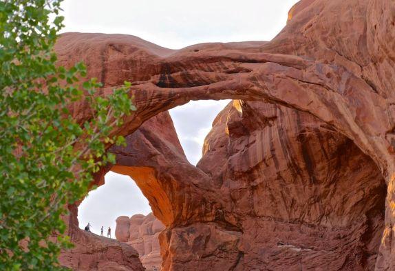 double arche