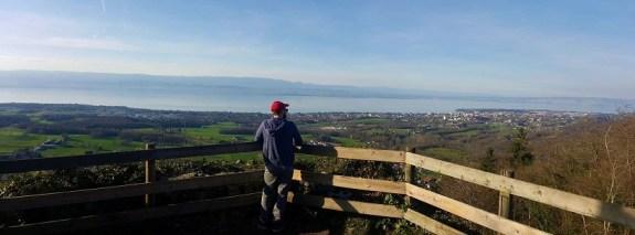 Panorama Les chateaux d'Allinges