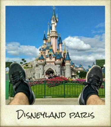 Disney Chateau Paris