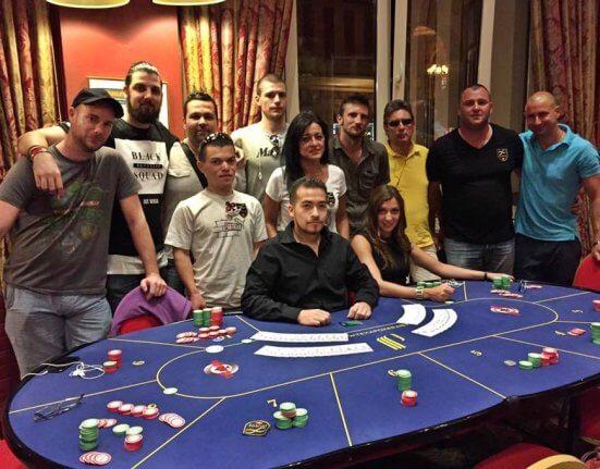divonne poker table finale