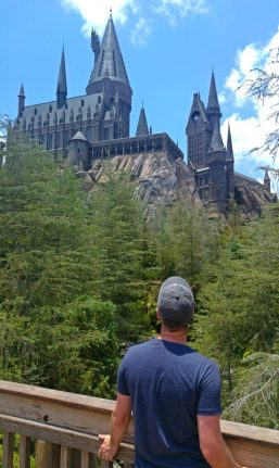 chateau harry potter