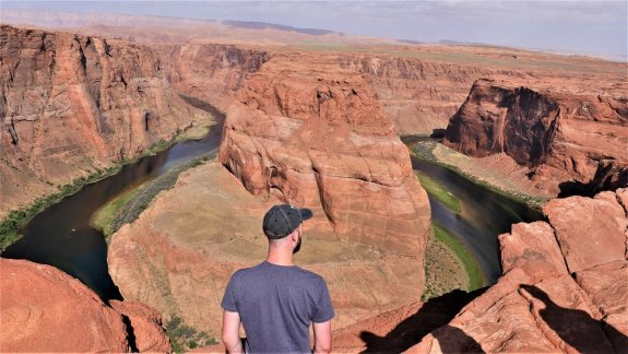 Horseshoe Bend profil Facebook