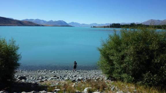 lac tekapo nouvelle-zelande