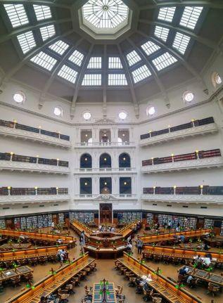 Melbourne Librairie