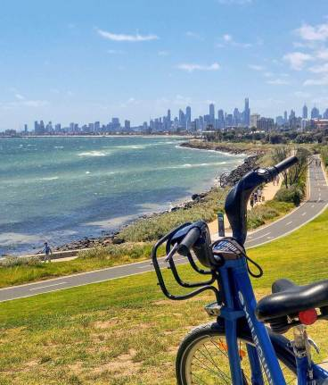 Point Ormond Lookout