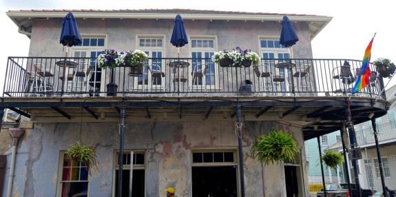 balcons nouvelle orleans
