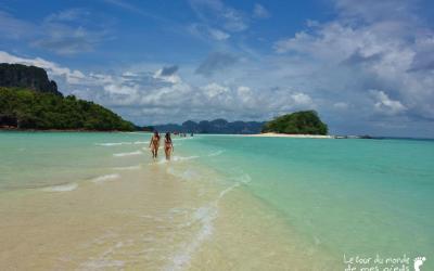 excursion îles Thaïlande