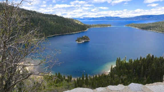 Fannette Island Emerald Bay Lake Tahoe