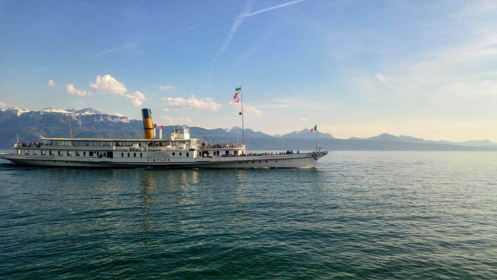 Simplon bateau CGN