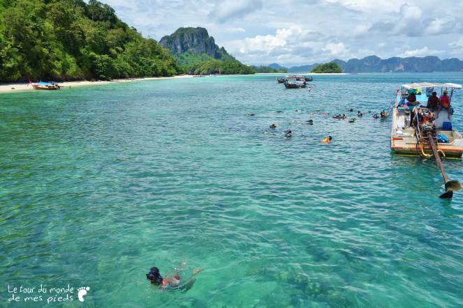 snorkeling-thaïlande