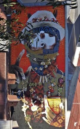 Street art Chili