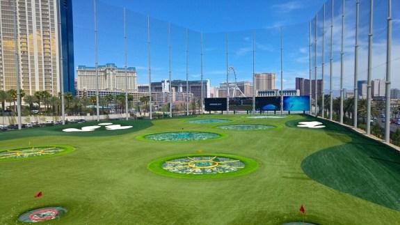 top golf terrain