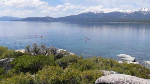 paddle lac tahoe