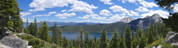 Panorama Emerald Bay