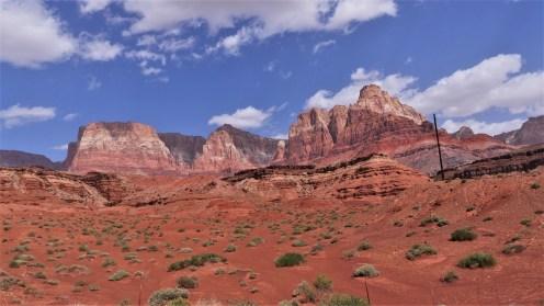 Vermillions Cliffs