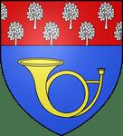 Blason de la ville de Chantilly