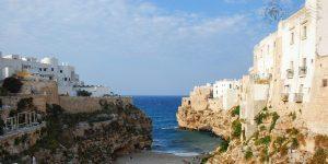 Polignano a Mare - Italie