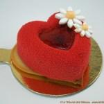 Saint Valentin – Cœur d'Amour par Gontran Cherrier