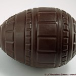 [PÂQUES] Œuf Feuilleté par la Manufacture de Chocolat Alain Ducasse