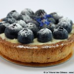 [Sans Gluten] Tarte aux Myrtilles par Chambelland