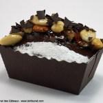 Cake au Chocolat et aux Fruits Secs par Le Grenier à Pain