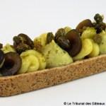 Barlette N°6 Pistache Olive par L'éclair de Génie
