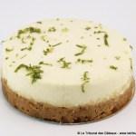 Gâteau au Fromage Blanc par Gontran Cherrier