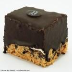 Biscuit de Riz Soufflé avec Guimauve et Chocolat par Oh Mon Cake