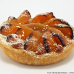 Tarte aux Abricots et aux Amandes par Le Moulin de la Vierge