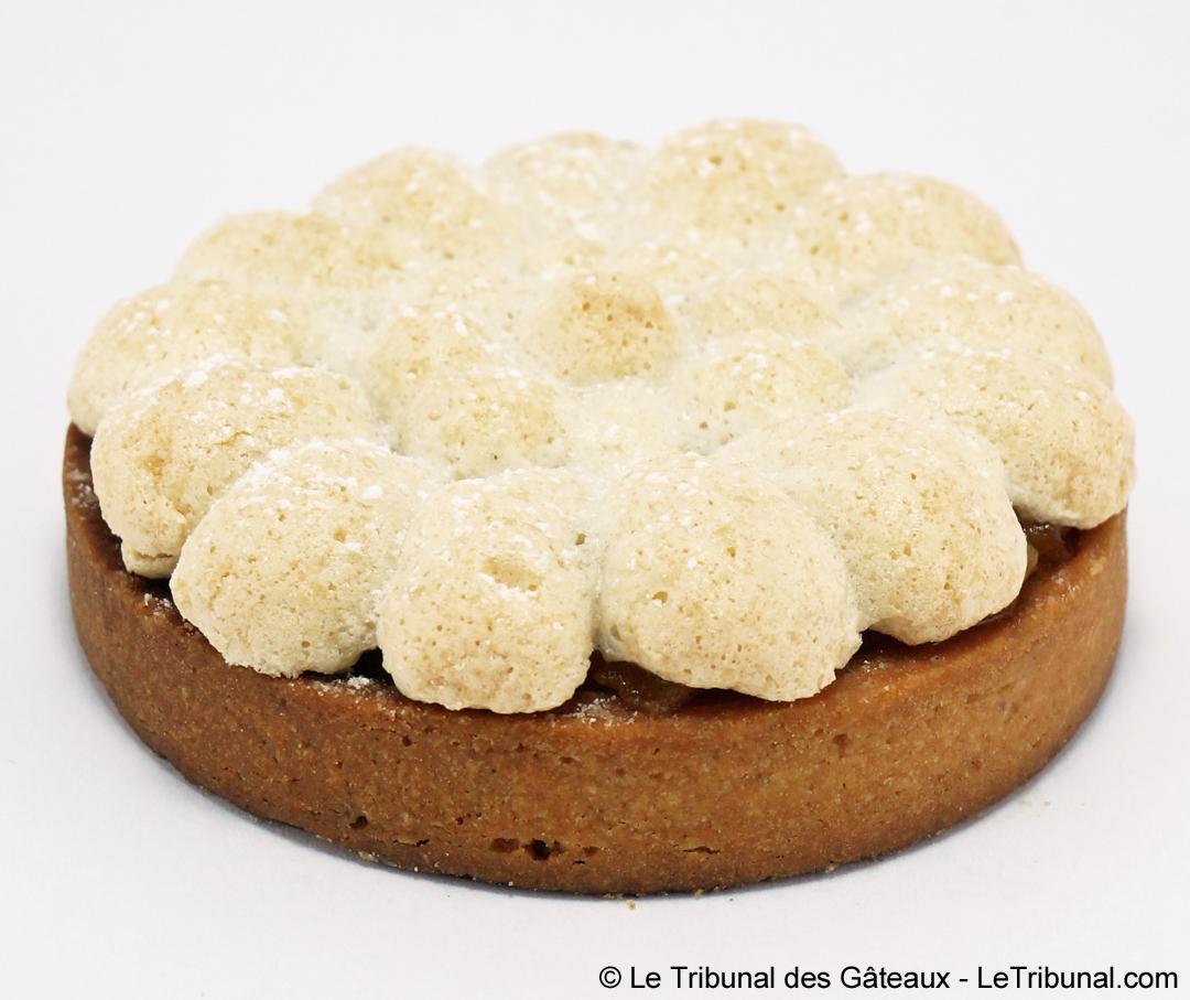 Tartelette Maître par la Boulangerie Thierry Marx