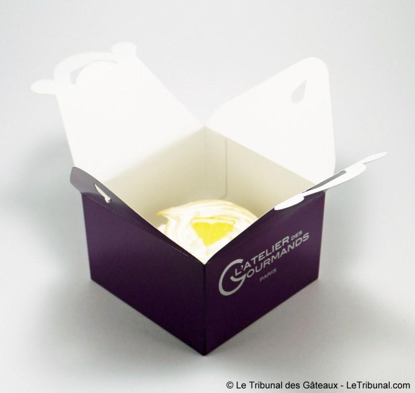 emballage l'atelier des gourmands