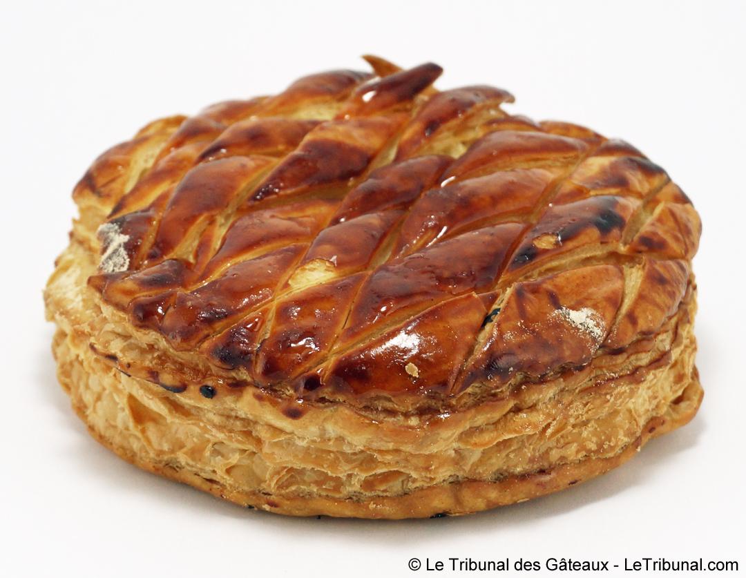 Galette à la Frangipane par La Parisienne
