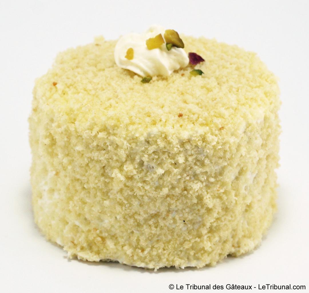 Gâteau à la Patate Douce par Borissou