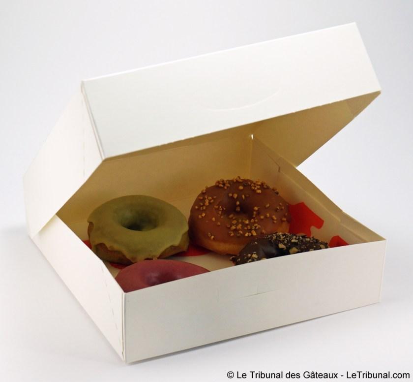 emballage les petits donuts