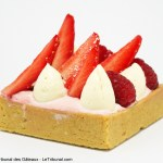 Tarte aux Fruits Rouges par La Maison de la Chantilly
