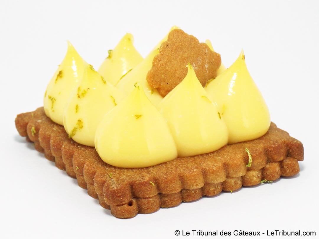 Tarte au Citron par Benoît Castel
