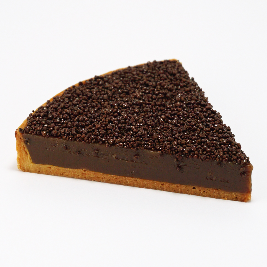 Tarte Gianduja par La Chocolaterie Cyril Lignac