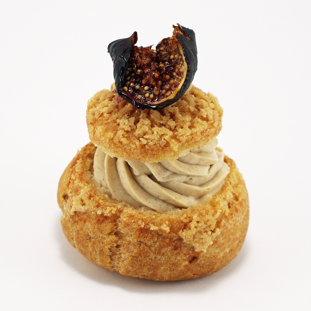 Le Chou Figue Cannelle par Coutume Café