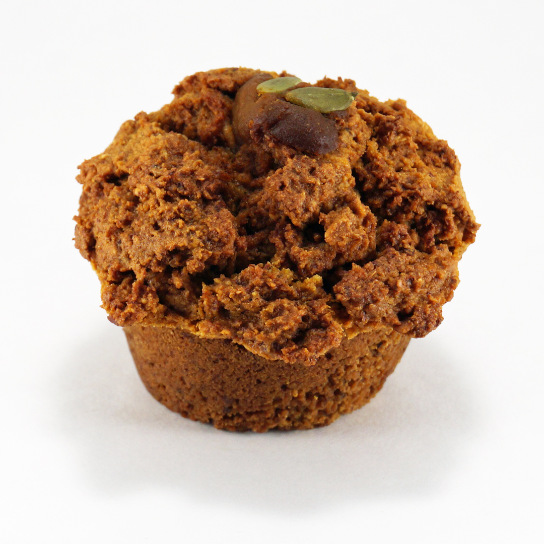 [San Francisco] Pumpkin Pie Muffin par Nourish