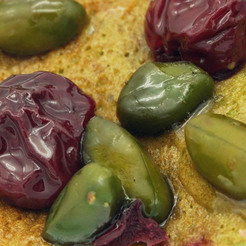 tarte griotte pistache l'étoile du berger
