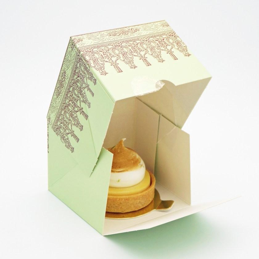 tarte citron meringuée Ladurée