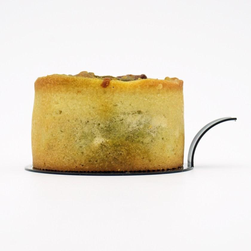 flan pistache le temps et le pain