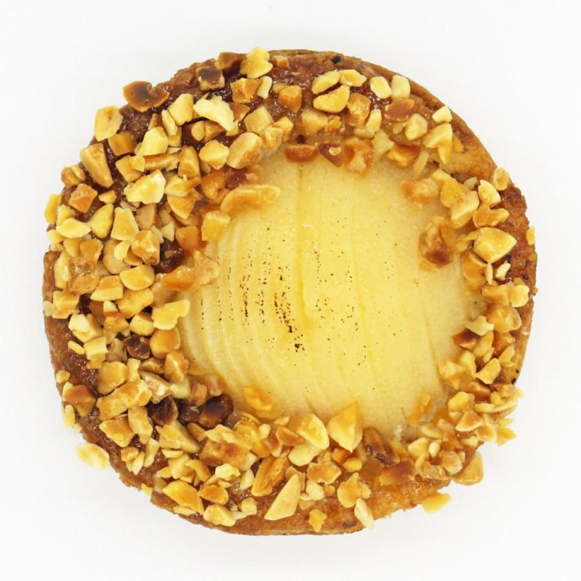 tarte poire amandine boulangerie Thierry marx