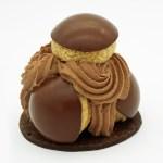 Saint-Honoré au Chocolat par Des Gâteaux et du Pain