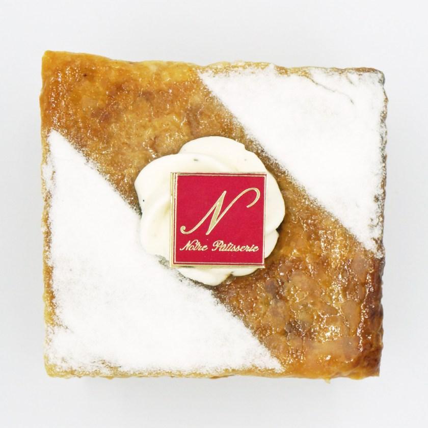 millefeuille notre pâtisserie
