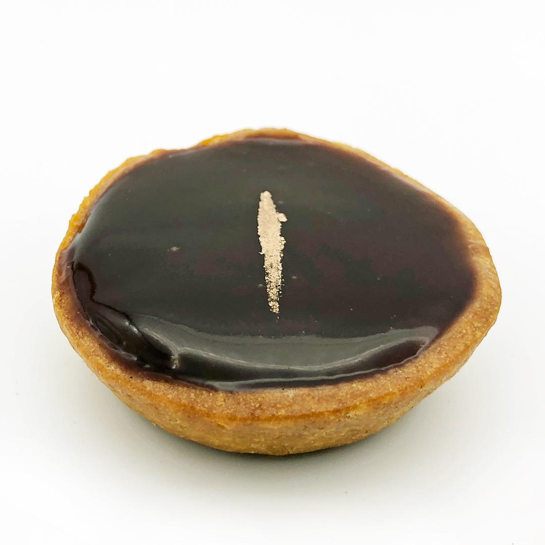 [Sydney] Chapitre 5: Les lumières – Tarte Chocolat Caramel et Macadamia Salée par Lorraine's Patisserie