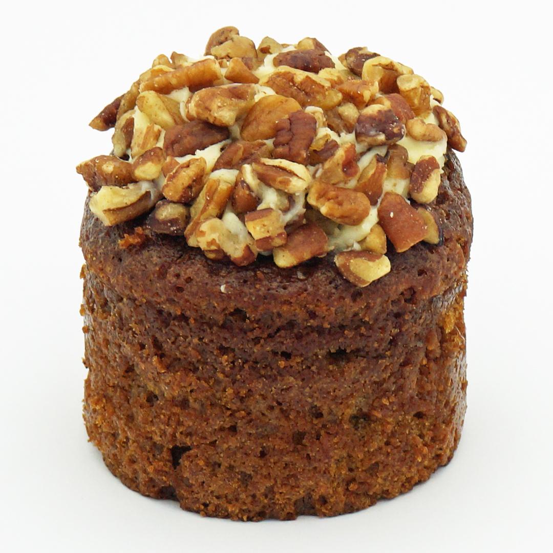Carrot Cake par Coutume Café